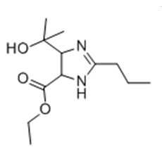 2-propyl-imidazole-5-carboxylate