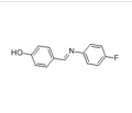 4-[[(4-fluorophenyl)imino]methyl]-phenol